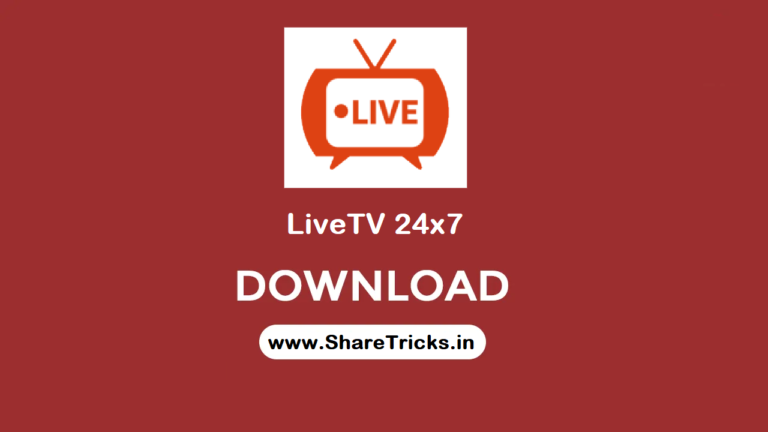 LiveTv 24x7 Latest Version Apk for Android - Watch Live Tv Channels