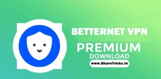 Betternet VPN [Premium] Apk Free For Android Download 2019