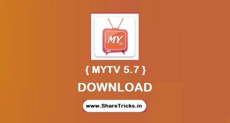 MyTV 5.7 Live Tv Apk Official Download - Watch 3000+ Live Tv Channels
