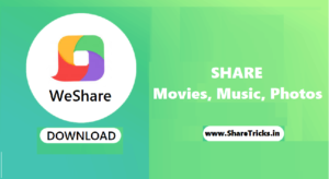 WeShare Apk Download - Discover & Share Movies,Music,Photos