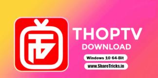 [Update] ThopTv v28 for Windows 10 64-Bit Download - PC/Laptop [2020]