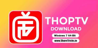 [Update] ThopTv v28 for Windows 7 64-Bit Download - PC/Laptop [2020]