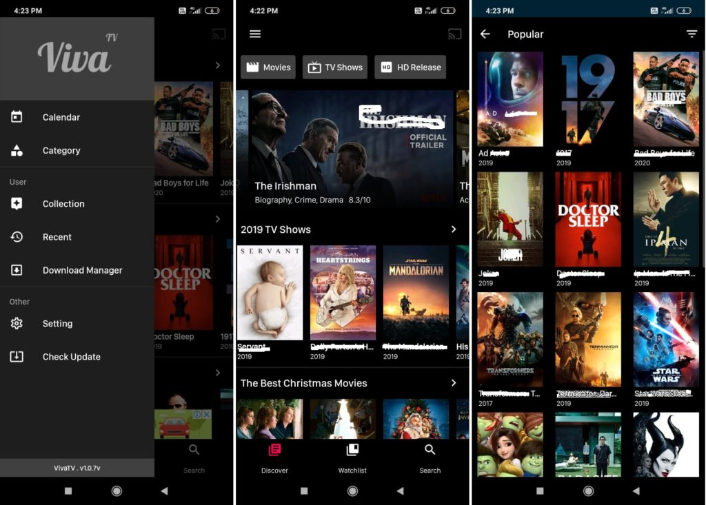 Viva Tv v1.0.7 Apk Download for Android - Watch Movies/Tv Shows [2020]