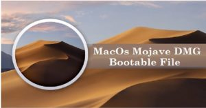 MacOS Mojave 10.14.6 DMG Bootable File Download [2020]