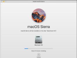 MacOS Sierra 10.12.1 DMG File Mac Download [2020]
