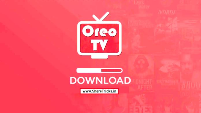Oreo Tv 1.8.3 Apk Download - Oreo Tv 1.8.3 Latest Version Apk Download
