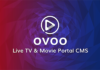 OVOO 3.2.0 Latest Version Script Free Download - Live TV & Movie Apps