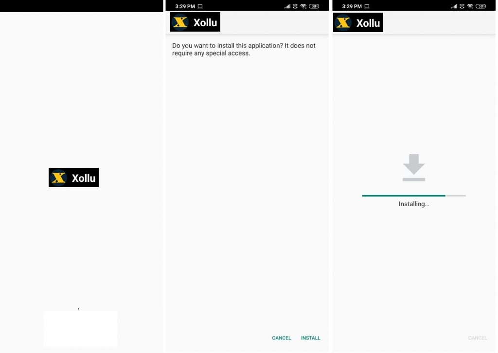 How to Download and Install Xollu Apk on Android