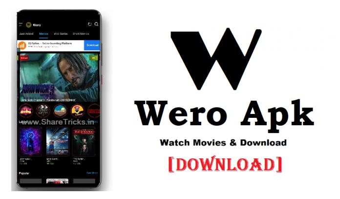 Wero Apk Download - Watch Movies, Netflix   Neton Apk Close [2020]