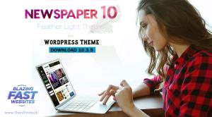 Newspaper 10.3.5 WordPress Theme Free Download [2020]