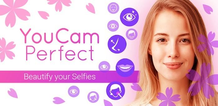 YouCam Perfect Premium 5.50.0 Latest Version Apk [2020]