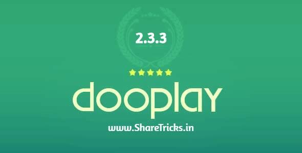 DooPlay 2.3.3 Original Theme Free Download [2020]