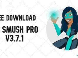 WP Smush Pro v3.7.1 Plugin Free Download [2020]