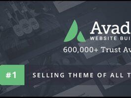 Avada Theme v7.0.2 Latest Version Free Download