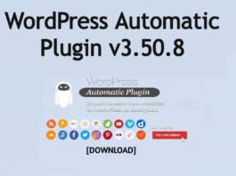 WordPress Automatic Plugin v3.50.8 Free Download [2020]