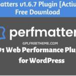 Perfmatters v1.6.7 Plugin Free Download