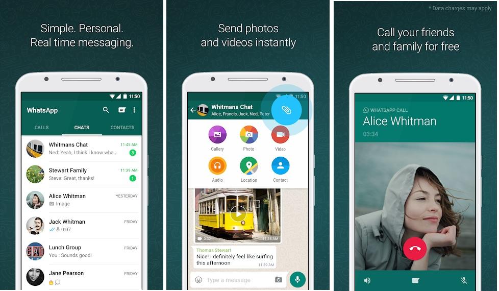WhatsApp Messenger Apk Download