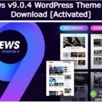 JNews 9.0.4 WordPress Theme Free Download [Activated]